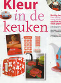 ARTACUCINA in de KEK mama van september 2008