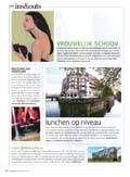 Expositie Mascha Kragten in AM Magazine van januari 2008